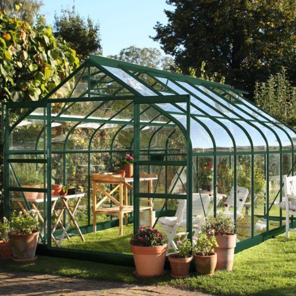 szklarnia halls supreme 148 zielona