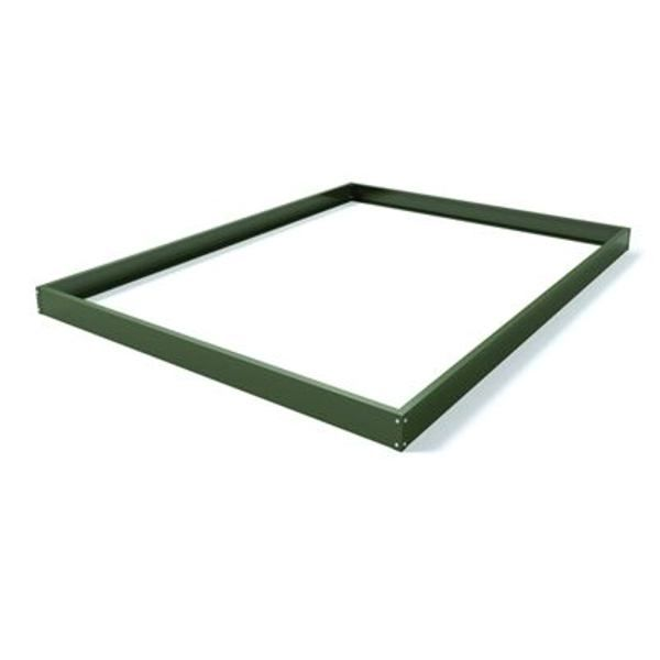 baza szklarni zielona