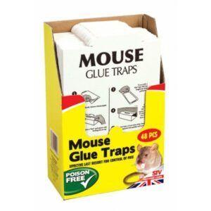 pułapka klejowa na myszy stv190
