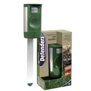 ultradźwiękowy odstraszacz psa i kota stv610