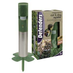 ultradźwiękowy odstraszacz psa i kota stv620