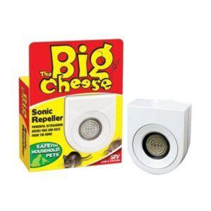 stv717 odstraszacz ultradźwiękowy na myszy i szczury