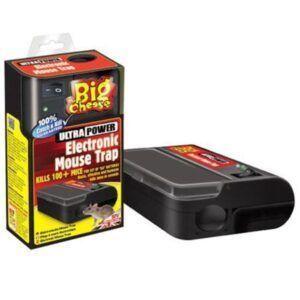 stv722 elektroniczna pułapka na myszy