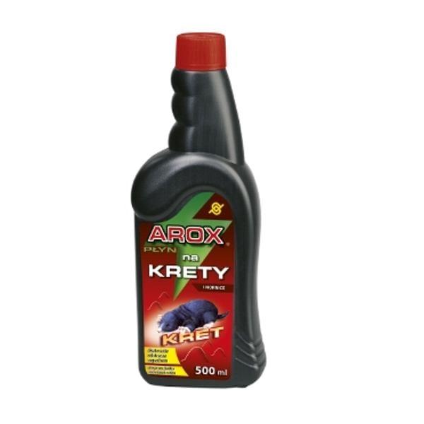 AROX płyn odstraszający krety i nornice 500 ml