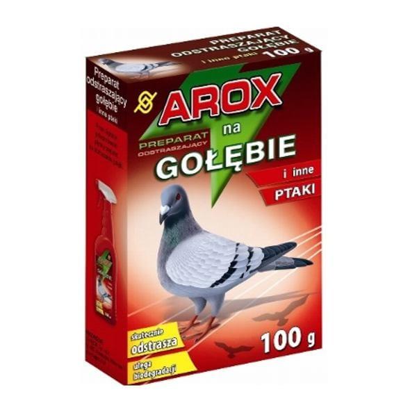AROX preparat odtraszający gołębie 100 g