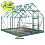 szklarnia ogrodowa angielska model universal 108 halls