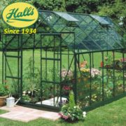 szklarnia ogrodowa model magnum 128 halls