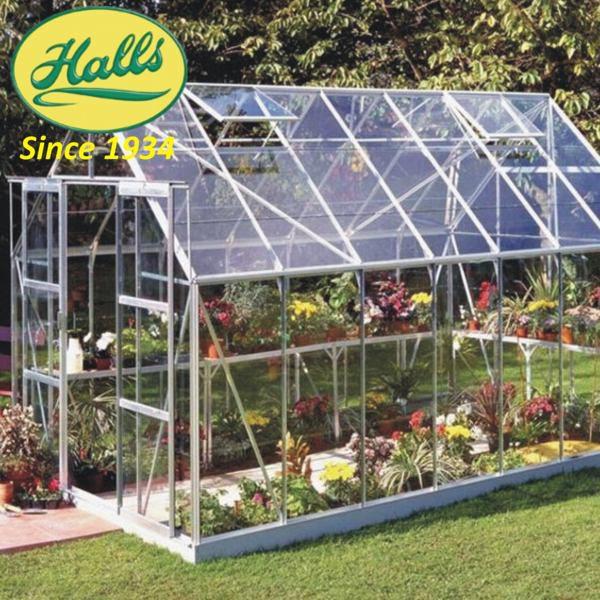 szklarnia ogrodowa model magnum 148 halls