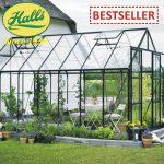 szklarnia ogrodowa model magnum 148 halls angielska