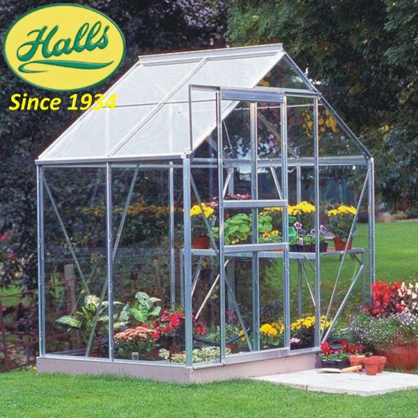 szklarnia ogrodowa model popular 46 halls