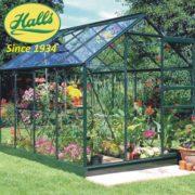 szklarnia ogrodowa model popular 86 halls