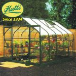 szklarnia ogrodowa model supreme 108 halls angielska