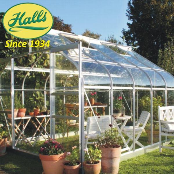 szklarnia ogrodowa model supreme 108 halls