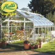 szklarnia ogrodowa model supreme 148 halls