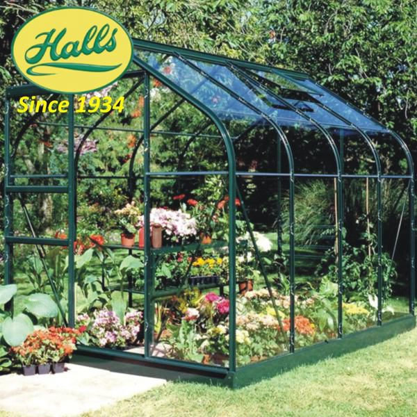 szklarnia ogrodowa model supreme 86 halls
