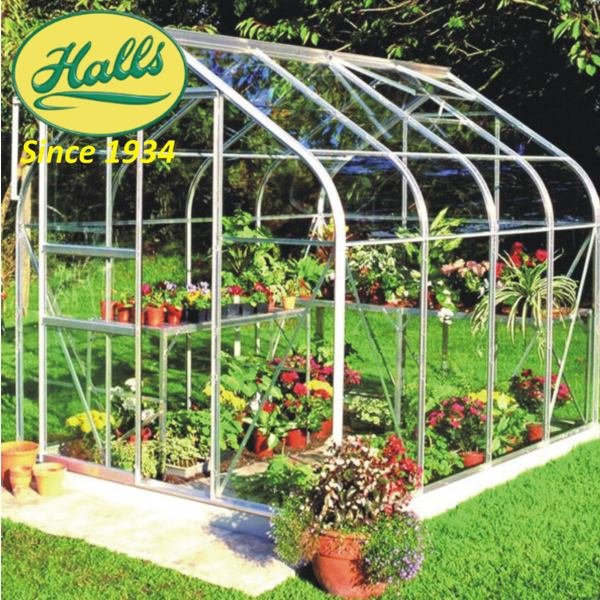 szklarnia ogrodowa model supreme 86 halls angielska