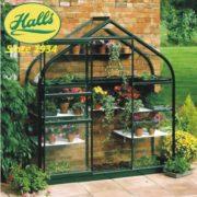 szklarnia ogrodowa model supreme wall garden 62 halls