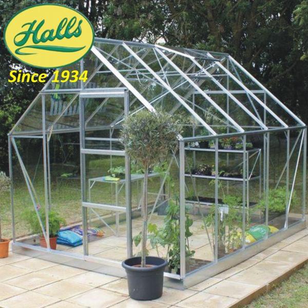 szklarnia ogrodowa model universal 108 halls