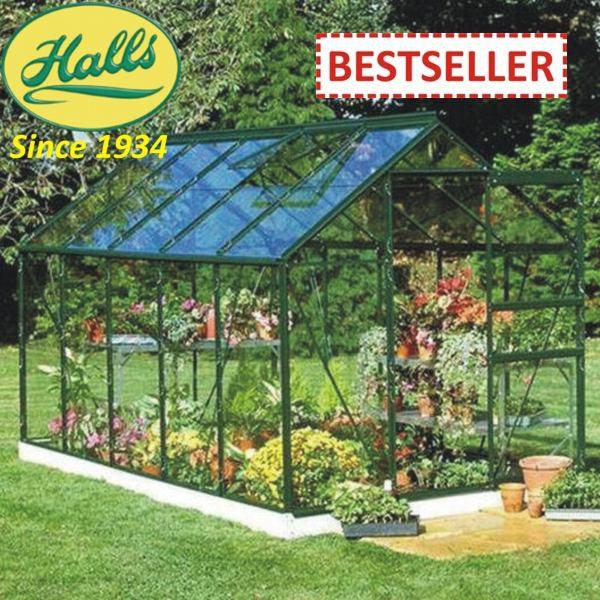 szklarnia ogrodowa popular 106 halls