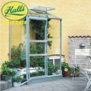szklarnia ogrodowa przyścienna wall garden 42 halls