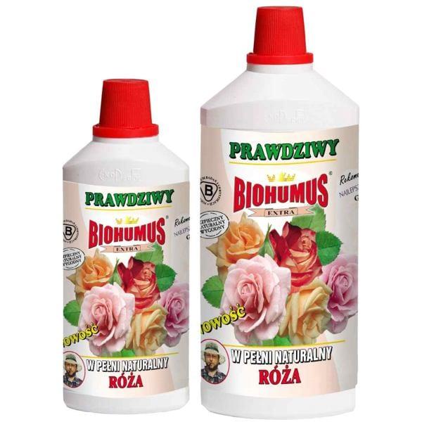 biohumus extra do róż róża