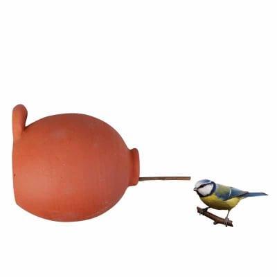 budka lęgowa domek dla sikorek ptaków