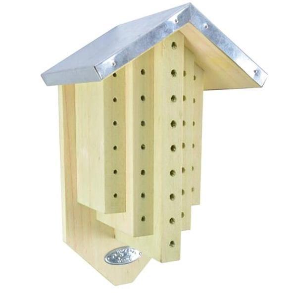 domek ul dla pszczoły murarki