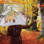 parasol przeciwdeszczowy motyw zima duży (1)