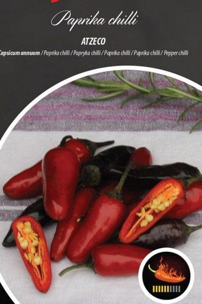 papryka chili atzeco