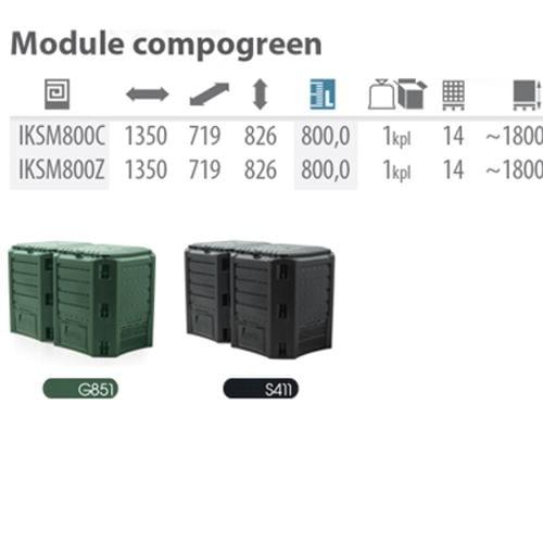 800l modułowy cz
