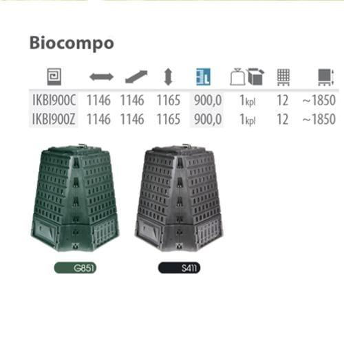 biocompo 900l