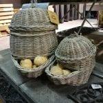 kosz na ziemniaki