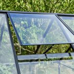szklarnia qube angielska aluminiowa 5,1m2 czarna (17)