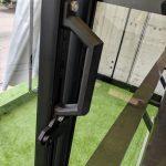 szklarnia qube angielska aluminiowa 5,1m2 czarna (3)