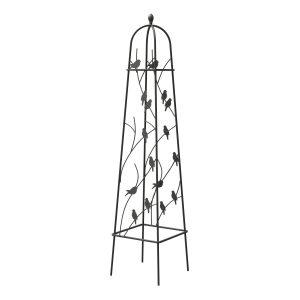 Obelisk, podpora
