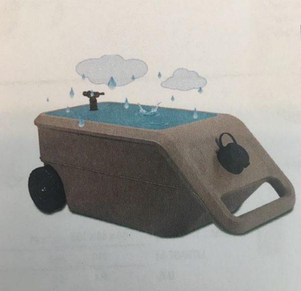 beczka na wodę